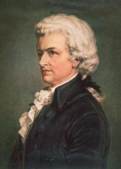 MOZART Wolgang Amadeus