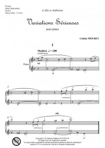 Variations sérieuses (piano)