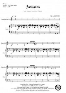 Jamaica (trompette-ou cornet- et piano)