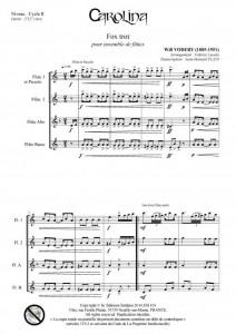 Carolina (ensemble de flûtes)
