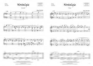 Les 4 mains de Mina (piano)