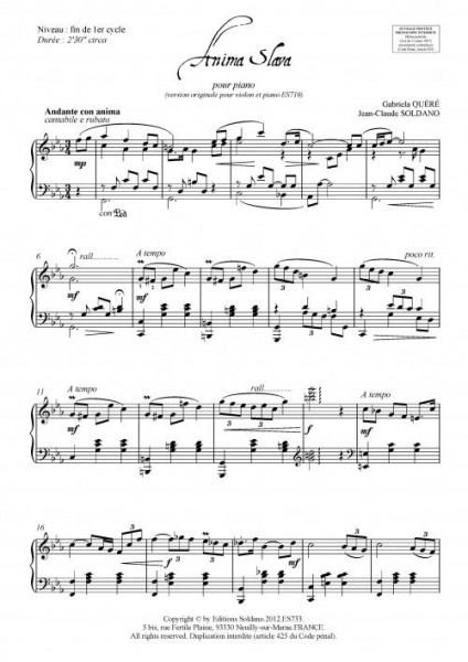 Anima Slava (piano)