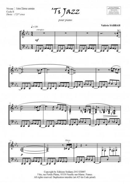 Ti Jazz (piano)