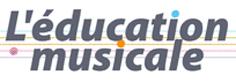 Logo l'éducation musicale sept 2014