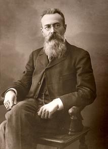 RIMSKY-KORSAKOV Nikolaï