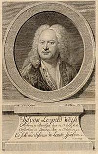 WEISS Sylvius Leopold