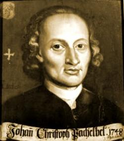 PACHELBEL Johann