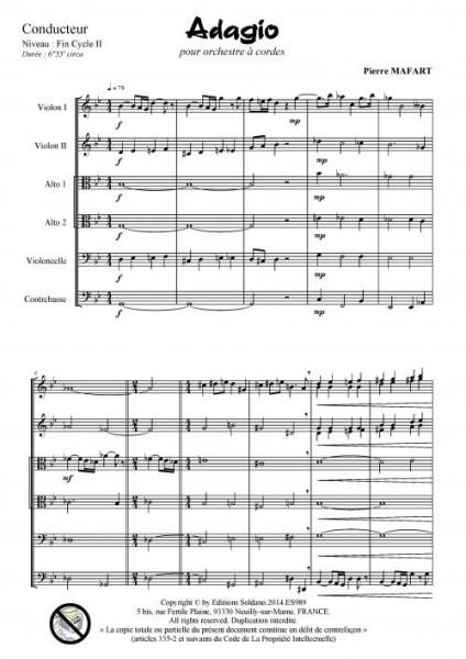 Adagio (orchestre à cordes)
