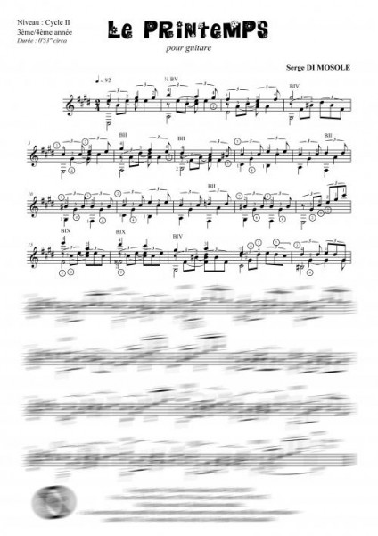 2 préludes (guitare)