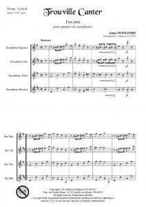 Trouville Canter (quatuor de saxophones)