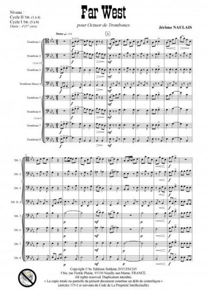 Far West (octuor de trombones)
