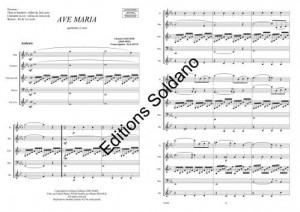 Ave Maria (ensemble vents)