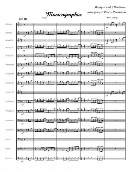 Musicographie (Big-band)