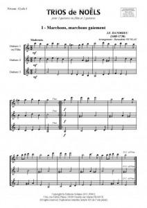 Trios de Noël (trio de guitares)
