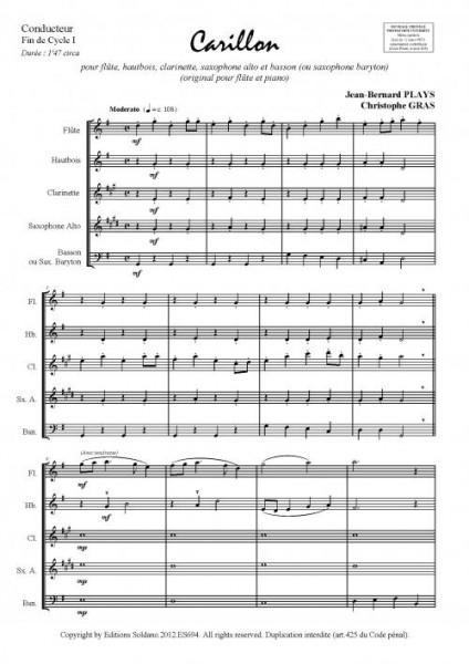 Carillon (ensemble à vents)