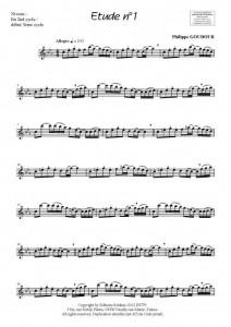 21 études chantantes et rythmées (flûte ou flûte à bec alto)
